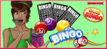 Play game with online bingo site UK in the slots