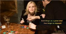 Quid Bingo as a great deal free bingo no deposit! – Delicious Slots