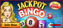 Think about typically online bingo site UK jackpots
