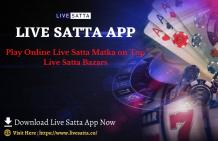 Play Online Live Satta Matka on Top Live Satta Bazars   Live Satta App