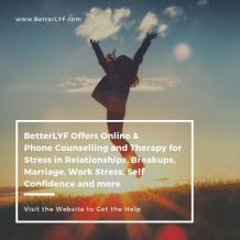 online counselling and therapy