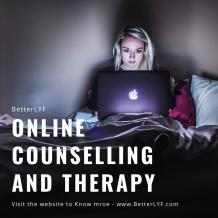 counselling online by BetterLYF