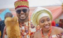 Onyi Adaba reveals her marriage to Ken Erics over since past 10 months
