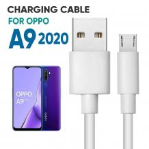 Oppo A9 2020 PVC Charger Cable | Mobile Accessories