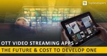 OTT video streaming apps - The future and cost to develop one - TopDevelopers.co