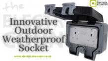Outdoor Weatherproof Double Sockets