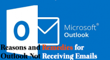 Outlook Not Receiving Emails 1-877-200-8067 Not Getting Emails on Outlook