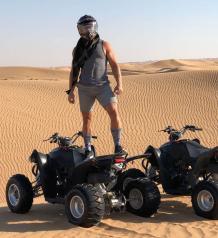 Desert Dune Buggy and Quad Bike Safari | ATV Tour Dubai