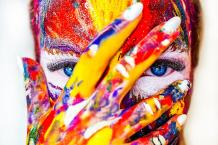 Color theme - Website and logo design – Telegraph