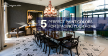 5 Paint Colours that Are Perfect for Staging Your Home