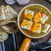 Palak Paneer - Cooking With Sapana