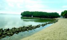 Wisata pantai Puntondo yang keren dan lagi hits di Takalar
