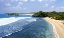 Pantai Sundak, Pantai Pasir Putih yang Memukau di Gunung Kidul - Java Travel