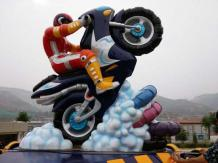 Amusement Park Disco Rides for Sale In Our Factory