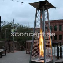Pyramid Outdoor Gas Heaters Rental & Suppliers Dubai UAE