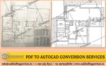 PDF to CAD Conversion | CAD Conversion Services | Paper to CAD Drawing - COPL