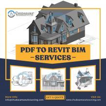 PDF to Revit BIM Conversion Services