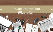 Peace Journalism - A New Concept to Restore Peace