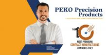 PEKO Precision Products: A Trusted Contract Manufacturing Partner for Industry Leaders