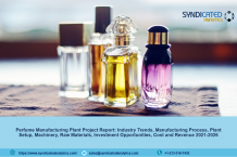 Perfume Manufacturing Plant Project Report, Industry Trends, Business Plan, Machinery Requirements, Raw Materials, Cost and Revenue 2021-2026 – The Manomet Current