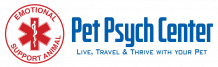 Get Emotional Support Animals Letter Online in Florida from Pet Psych Center