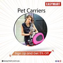pet carrier, dog carrier, cat carrier