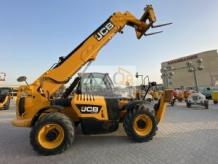 Used JCB in Dubai, UAE | TELEHANDLERS | BOOM LOADERS - Aaqmachinery