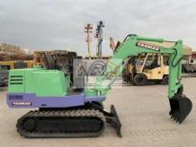 Used Mini Excavators For Sale in Dubai | Anwar Al Quds Machinery