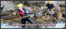 4 Best Adrenaline-Rushing Adventure Activities In Hong Kong |  CollectOffersHK