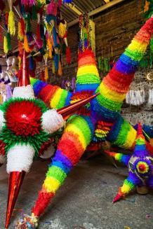 Piñatas Mexicanas, diversión y tradición
