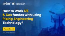 How Is Piping Engineering the Best Career Pathway for Engineers?