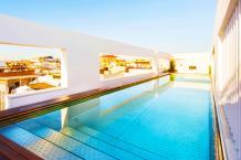 Hoteles en Andalucía con Piscina al aire libre para este verano - Viajar sin Prisa
