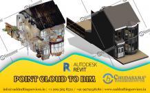Point Cloud to BIM Conversion Services | Revit BIM Modeling - COPL