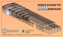 Point cloud to BIM Modelling for Architectural, Structural and MEP