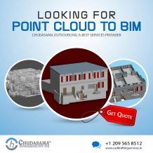 Point Cloud to BIM Services