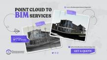 Point cloud to BIM Services | 3D Laser Scan to BIM models