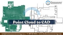 Point Cloud to CAD Conversion Services – Chudasama Outsourcing