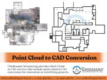 Point Cloud to CAD Services