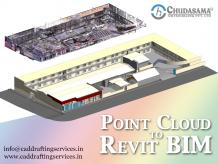 Point Cloud to Revit BIM Services