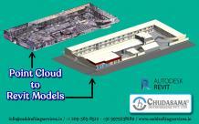 Point Cloud to BIM Services | 3D Revit Models - COPL
