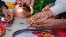Pooja for Marriage