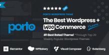Porto- Multipurpose & WooCommerce Theme - scoopbiz.com