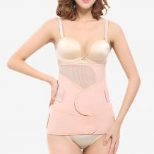 Postpartum Corset 3 In 1 Support Recovery Girdle | Sayfutclothing
