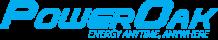PowerOak tragbare Stromversorgung