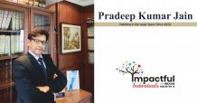 Pradeep Kumar Jain: Dabbling in the Legal Space Since 2002