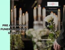 pre arranged funeral service sydney
