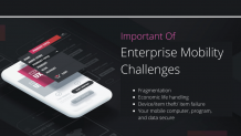 Prime Enterprise Mobility Challenges - Tackle Them Wisely!