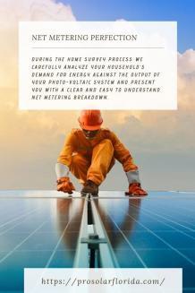 Pro Solar Net Metering Perfection