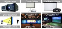 Projector on Rent @ 399/Day in Delhi NCR Call @ 9540127400