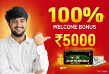 Rummy Online Games | Play Indian Rummy Games with ₹5000 Free Bonus